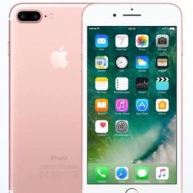 iPhone 7+ 256gb brand new never opened