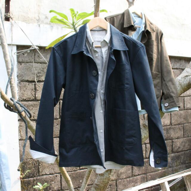 Jacket Coverall