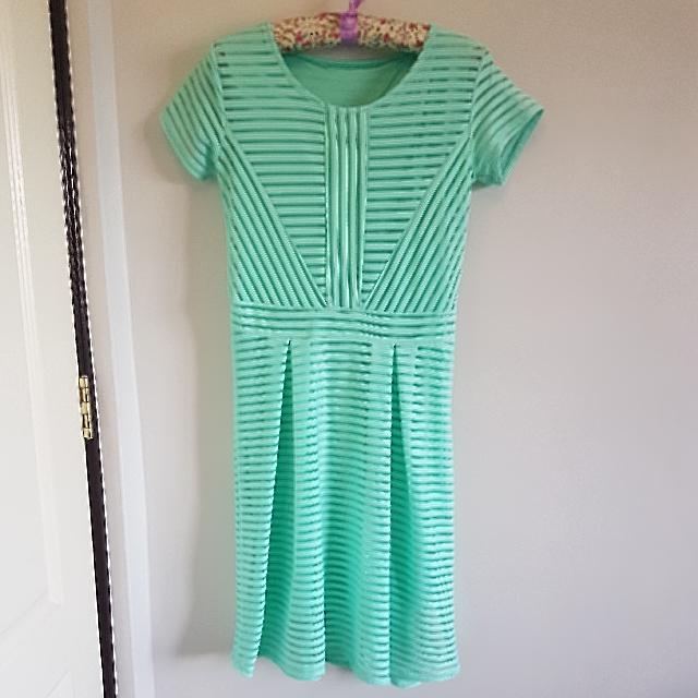 Jayq 🎀 Mint Green Dress