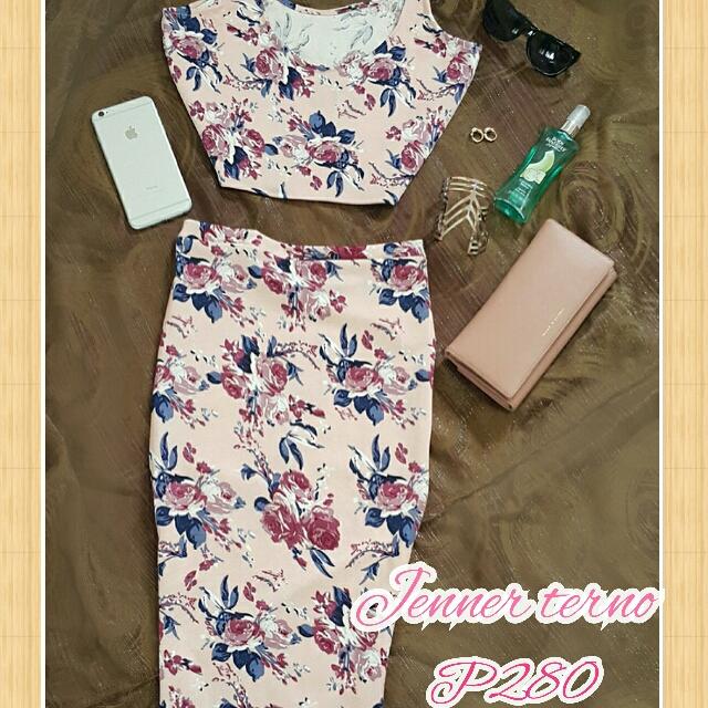 Jenner Terno Body Con Dress (Highwaist Skirt)