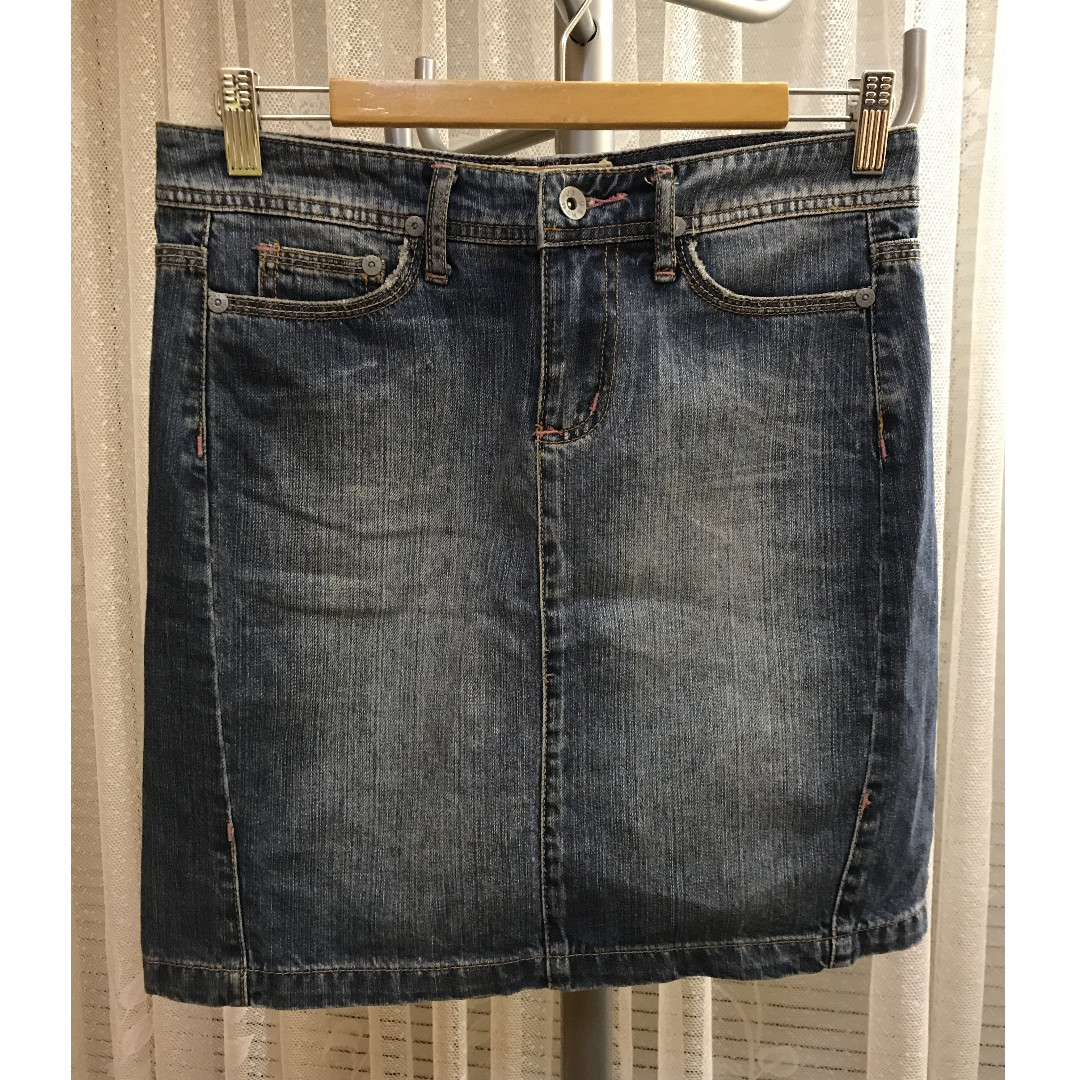 Just Jeans Denim skirt size 8