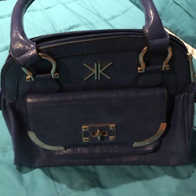 Kardashian kolkection bag