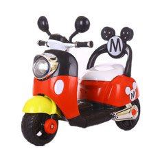 Kids Mickey scooter Minnie scooter toy car kiddy ride