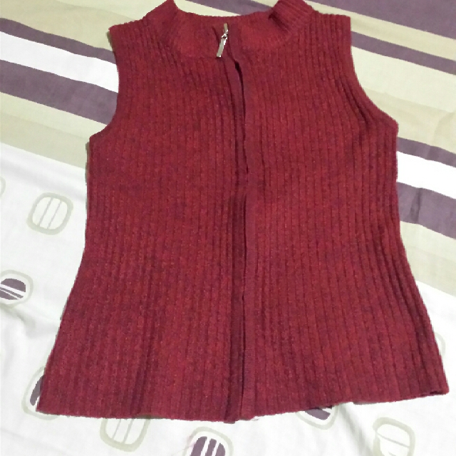 KoKo Fashion Red Sleeveless