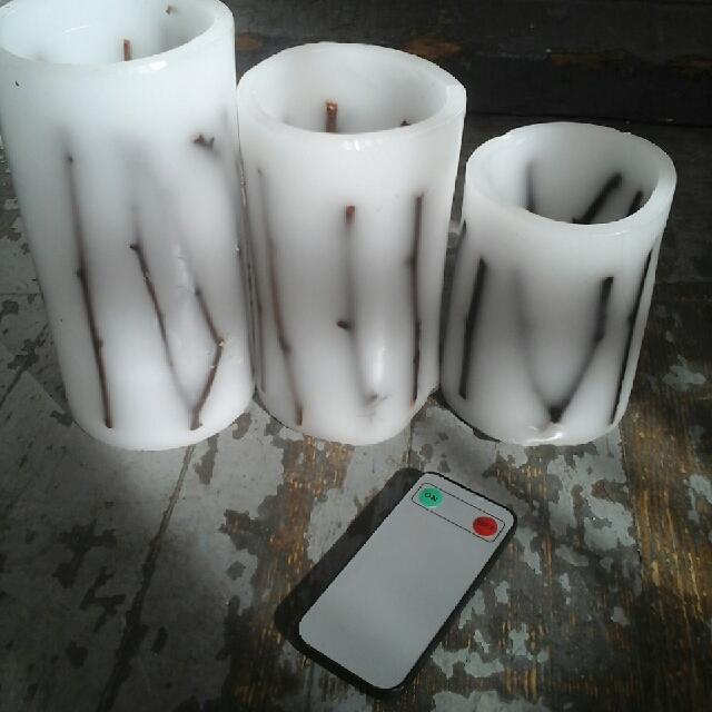 led candels