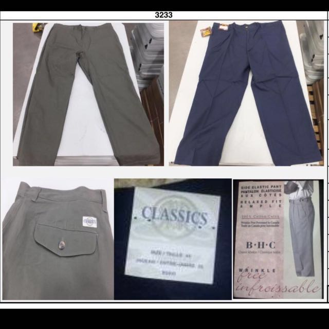 Men's Pants & Shorts - Wholesale Lot