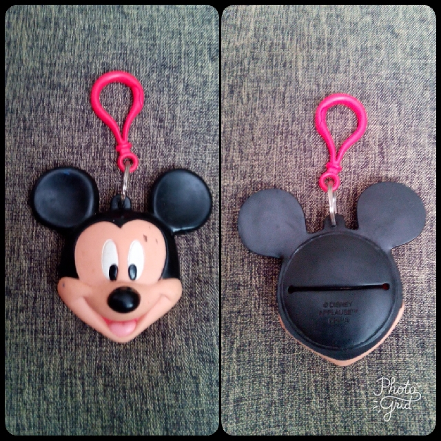 Mikey Mouse!!!