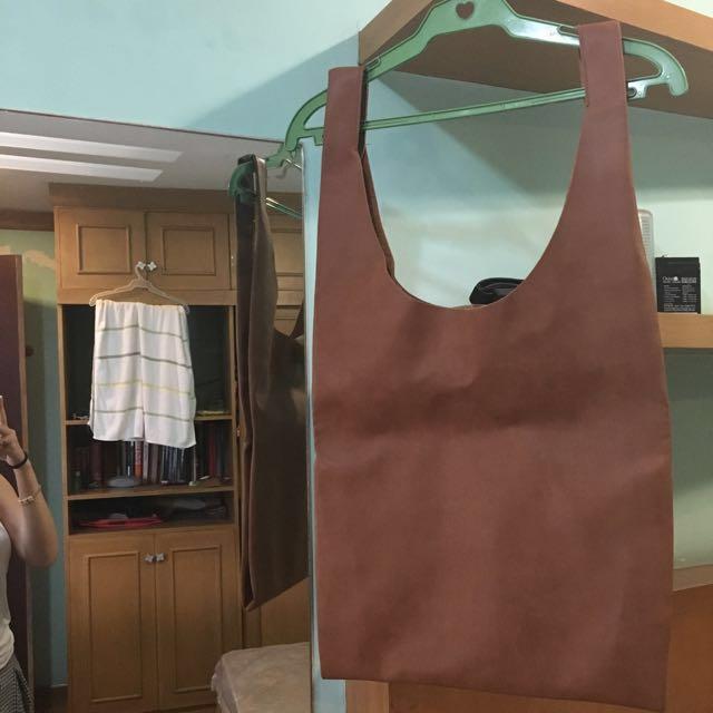 Mossimo Leather Bag
