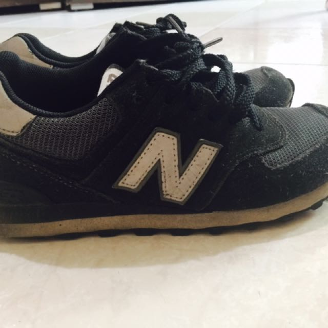 NB 正品574跑步鞋