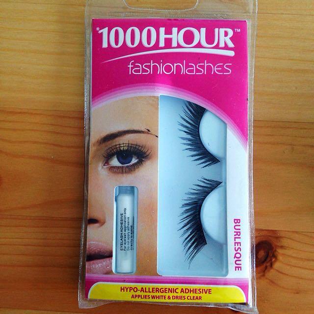 NEW 1000hour Fashion Lashes