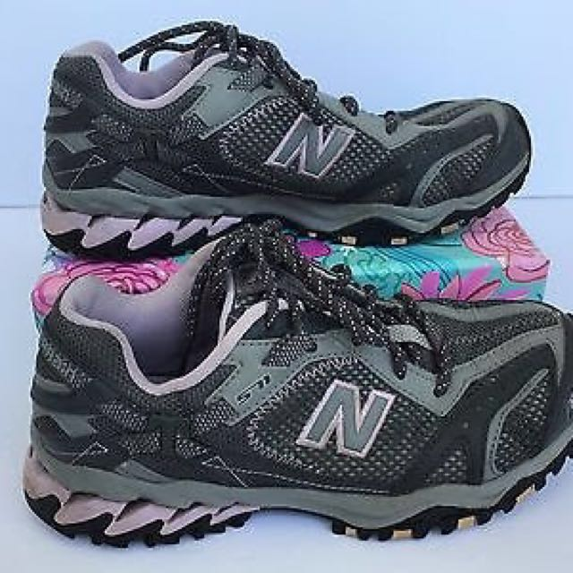 New Balance All Terrain Gray Pink Shoes (running/hiking)