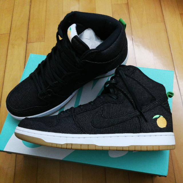 on sale 81aa4 4892f Nike SB Dunk High x Momofuku 特別版 Nike 男裝 波鞋 男 limited 限量 特別 Us 10.5 Uk 9.5  Eur 44.5 Sneakers Special Edition