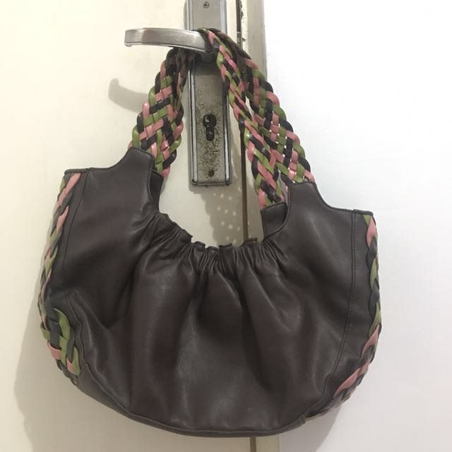 NINE WEST Braid Bag ORIGINAL