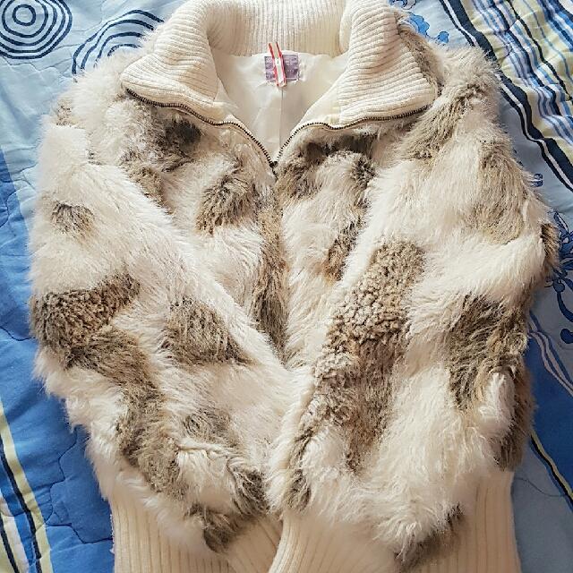 Non Authentic Fur Jacket