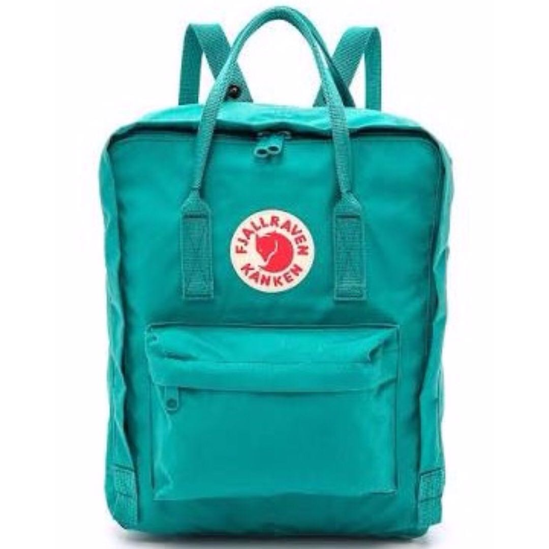 Ocean Green Kanken Backpack