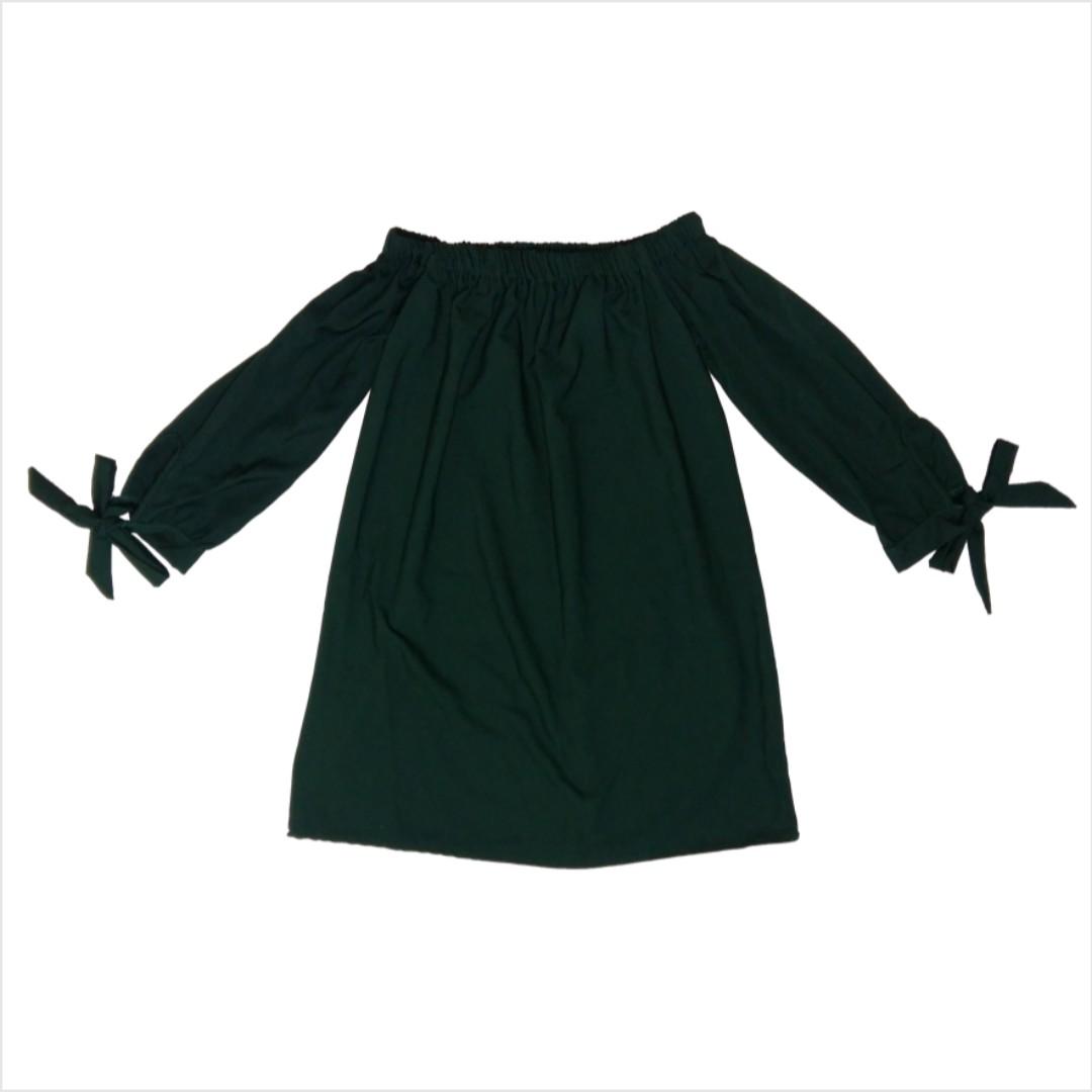 Off-Shoulder Dress/Top