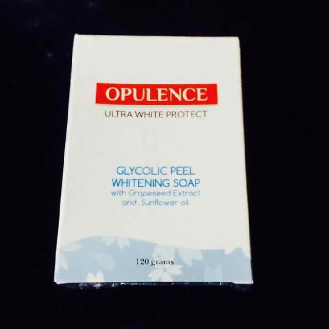 opulence soap