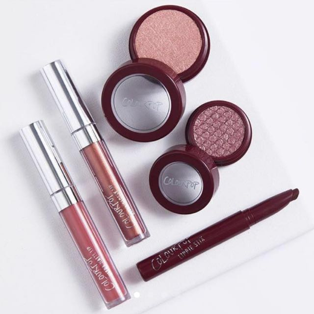 (ORDERED) Colourpop 5 Million Limited Edition