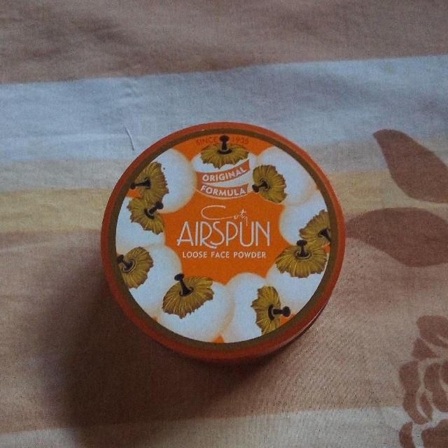 Original Coty Airspun