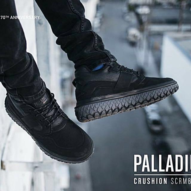 Palladium 輪胎紋防潑水