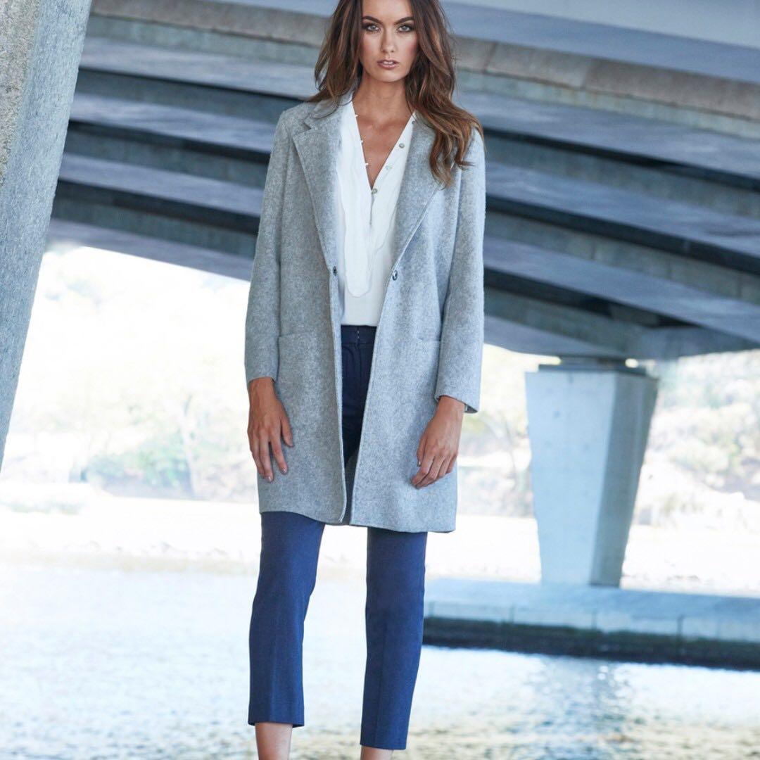 Picnic Grey Jacket