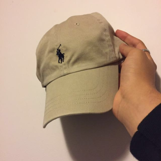 Polo Hat Beige