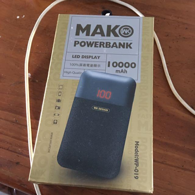 Portable charger 10000mAh