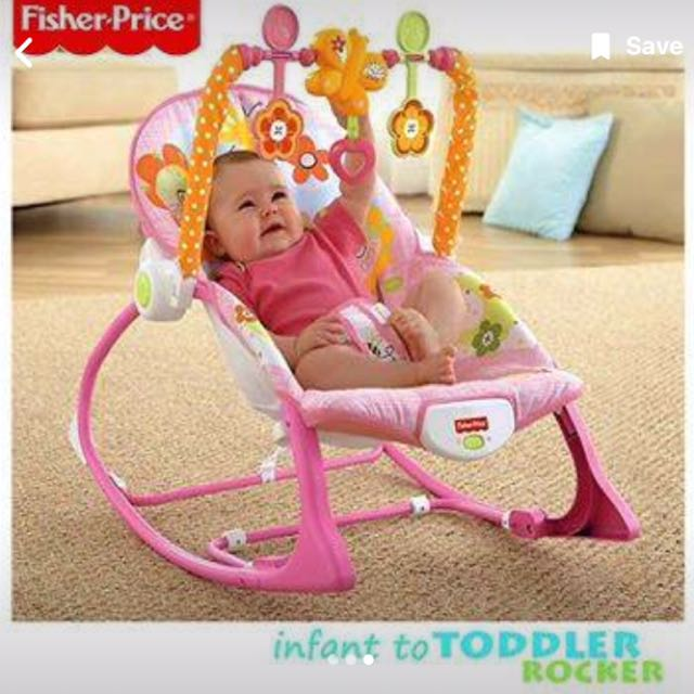 Pre order Fisher Price Infant to toddler Rocker