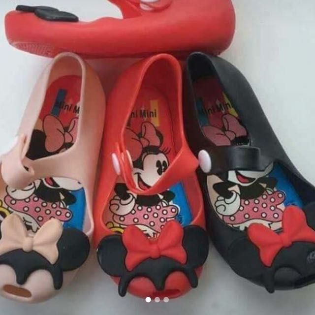 Pre order Mini Melissa Shoes