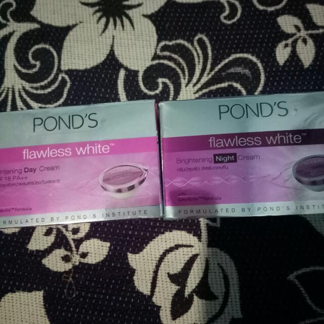Preloved Cream Ponds Day N Night
