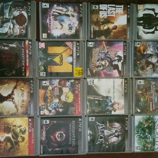 Ps3 Video Game