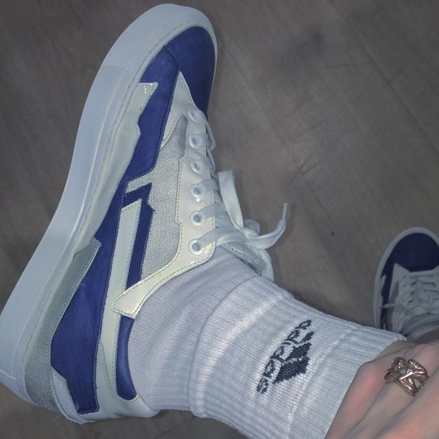 RAF simons 板鞋