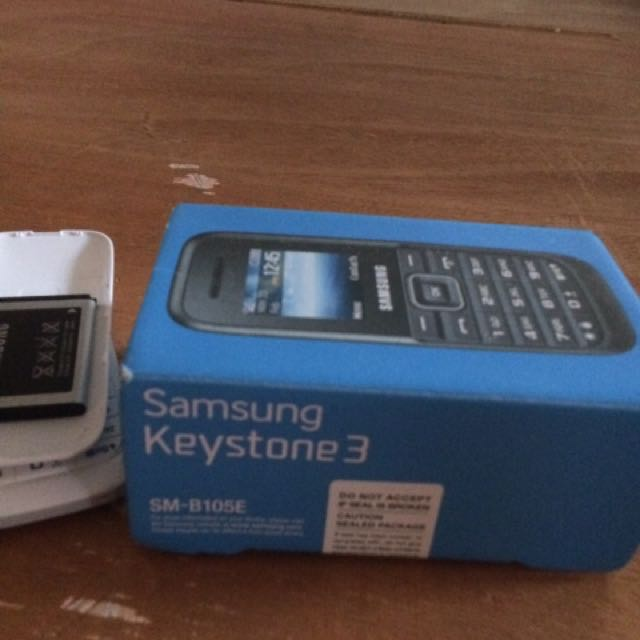 Samsung Keytone3