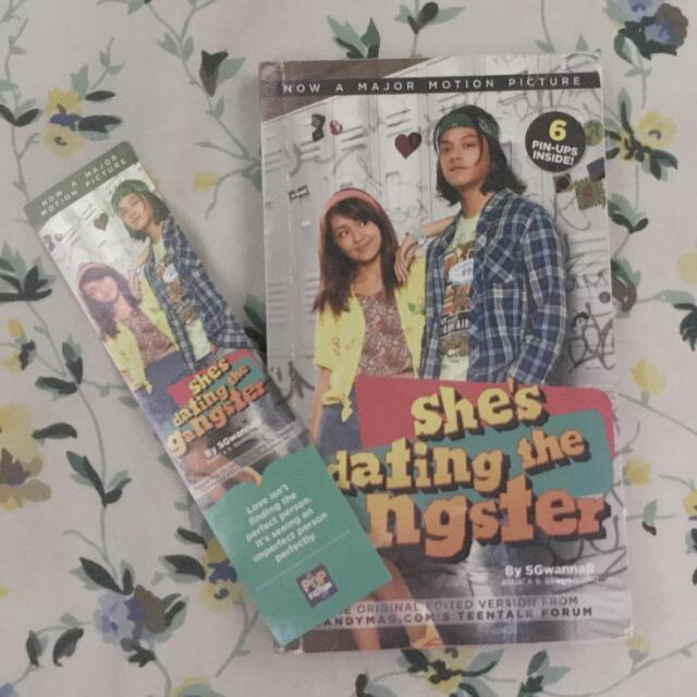 Shes dating the gangster pdf wattpad search