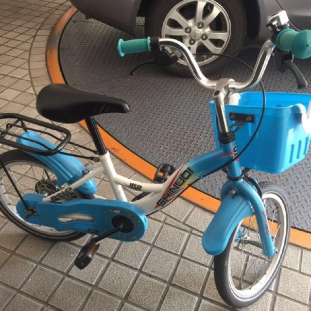 Shinudi兒童腳踏車