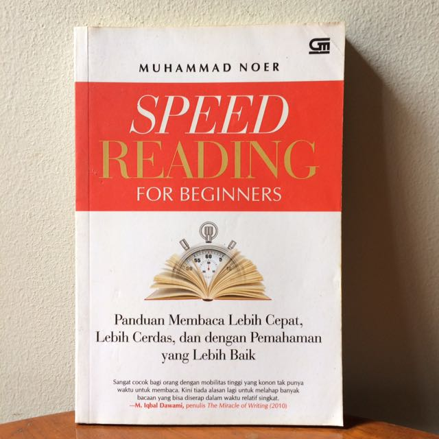 Speed Reading for Beginners by Muhammad Noee