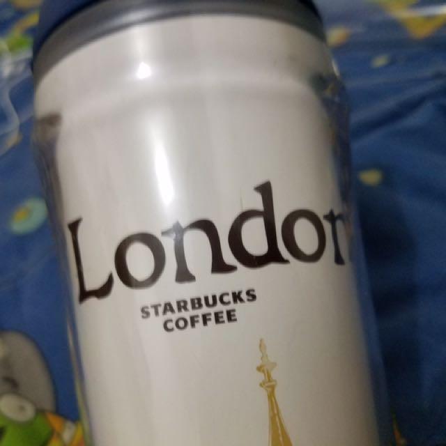 Starbucks Tumbler City Series - London