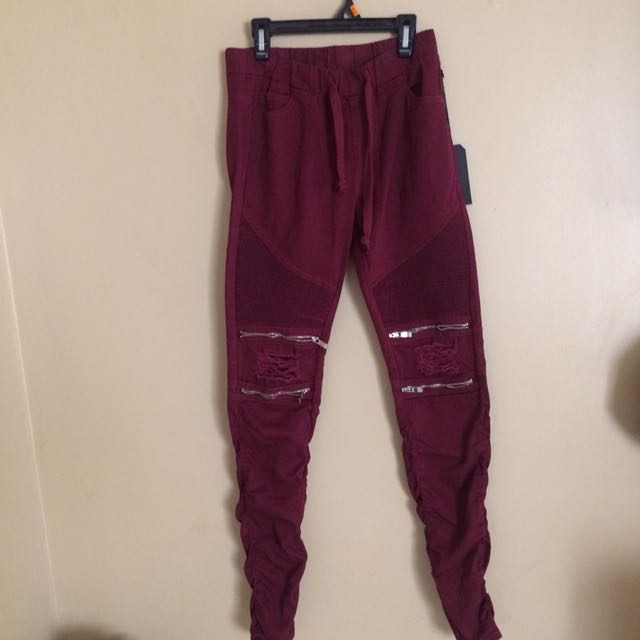 Stitches joggers