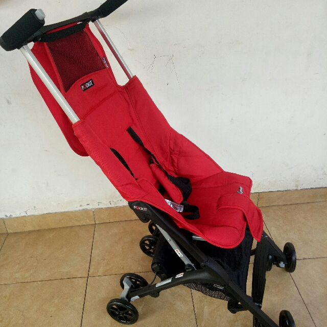 Stroller Cocolate - Pockit 2 ( CL - 688)