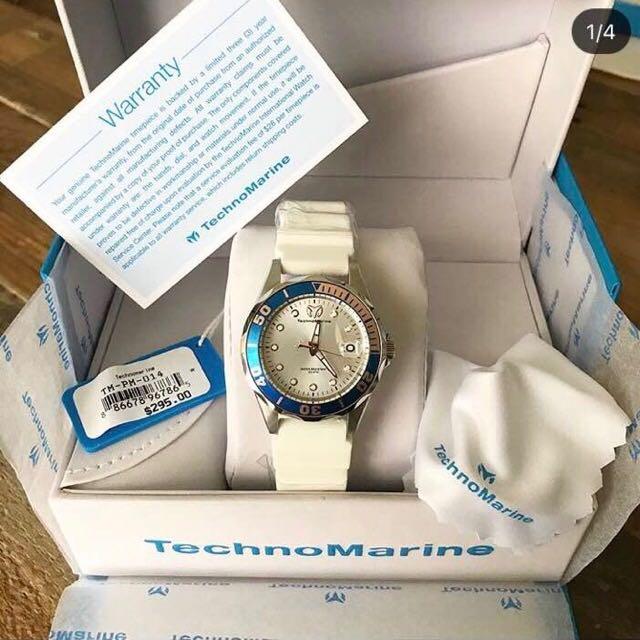 TechnoMarine Watch