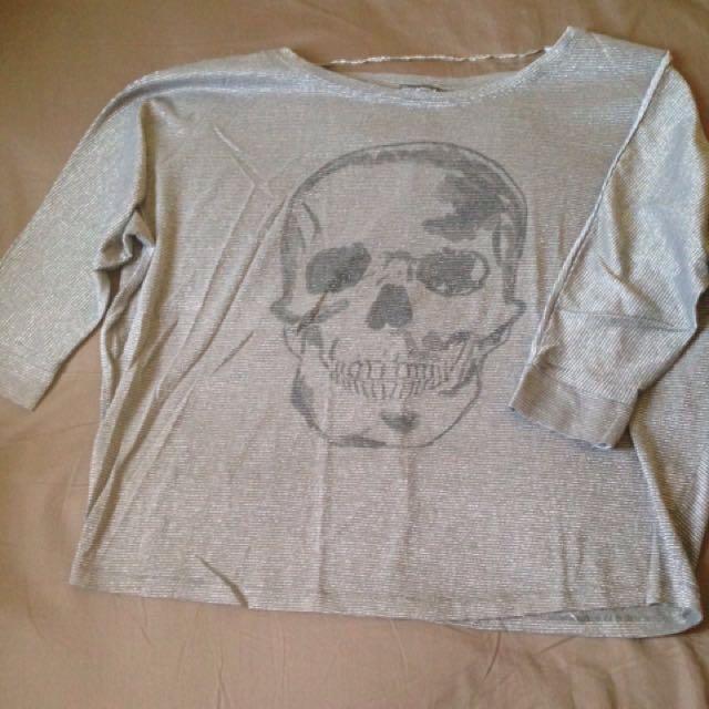 Terranova Skull Top