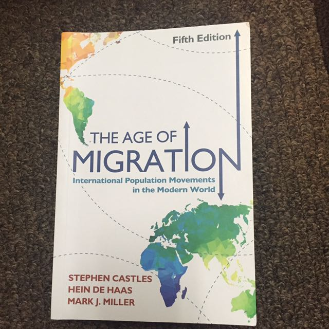 The Age of Migration (5th edition)