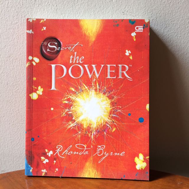The Power -The Secret By Rhonda Byrne