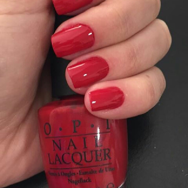 The Thrill Of Brazil - OPI Nail Lacquer, Preloved Health & Beauty ...