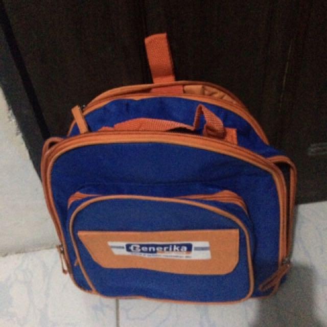 Travel Bag- Generika