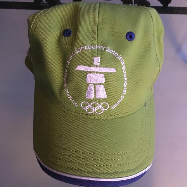 Vancouver 2010 Olympics Hat