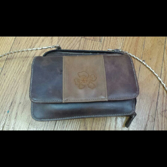 Vintage Brown Purse