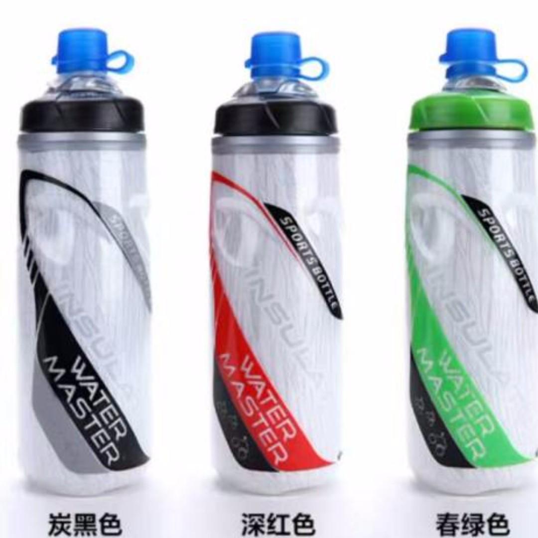 Water Master Self-sealing valve bottle