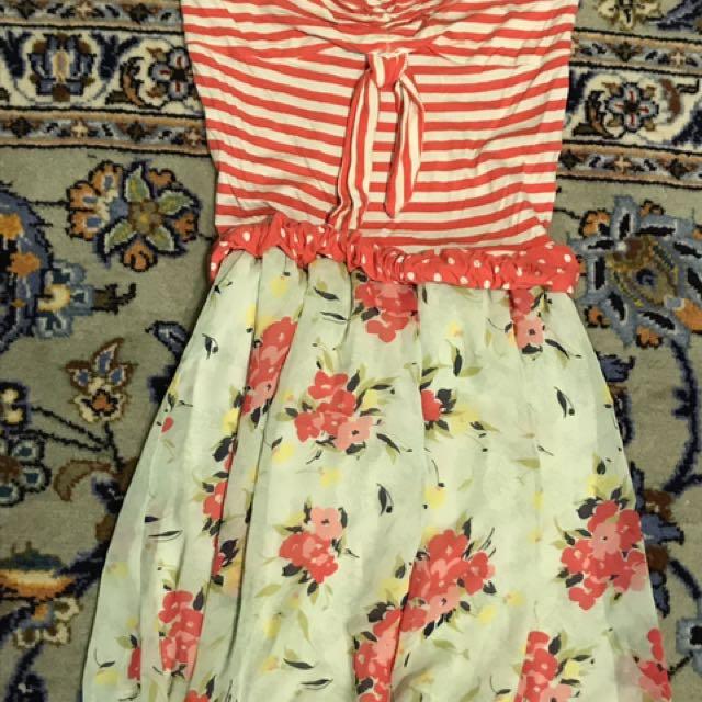 Zara Dress Size Large