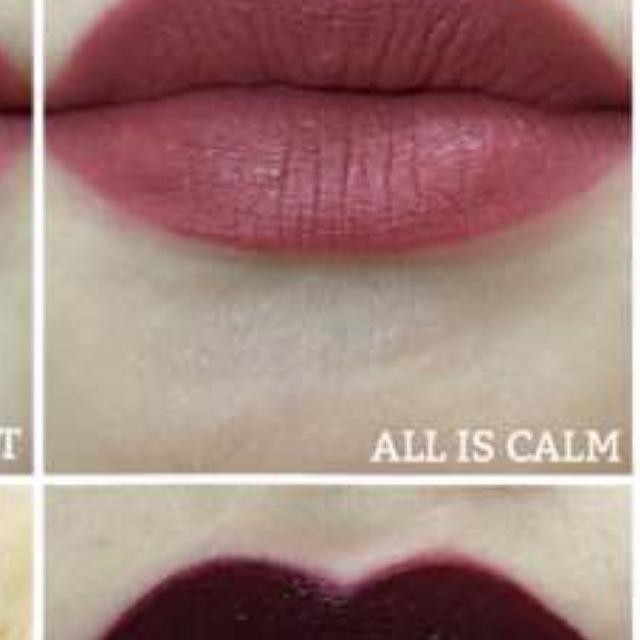 Zoeva Pure Velours Lips